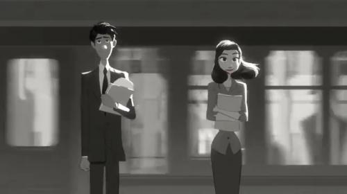 Cortometrajes animados