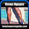 Venus Nguyen IFBB Pro Female Physique Competitor Thumbnail Image 3
