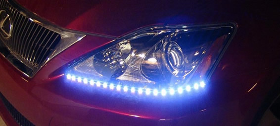 Car Projector Headlights Tail Lights Parts And Accessories