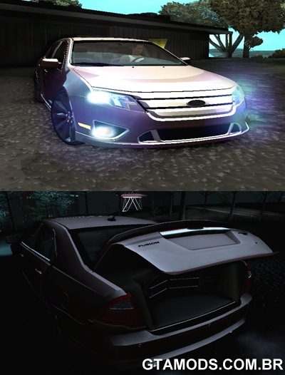 Ford Fusion Sport Tuning
