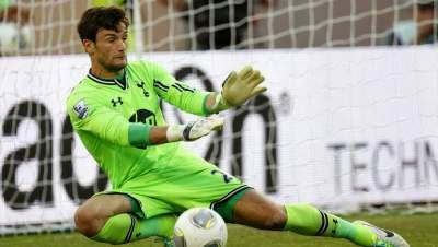 Hugo Lloris Spurs in a good way