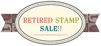 Retired Stamp Sale!