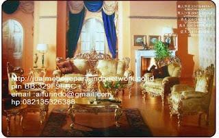 sofa klasik jepara jual mebel jepara Mebel furniture klasik jepara jual set sofa tamu ukir sofa tamu jati sofa tamu antik sofa jepara sofa tamu duco jepara furniture jati klasik jepara SFTM-33043 sofa classic eropa