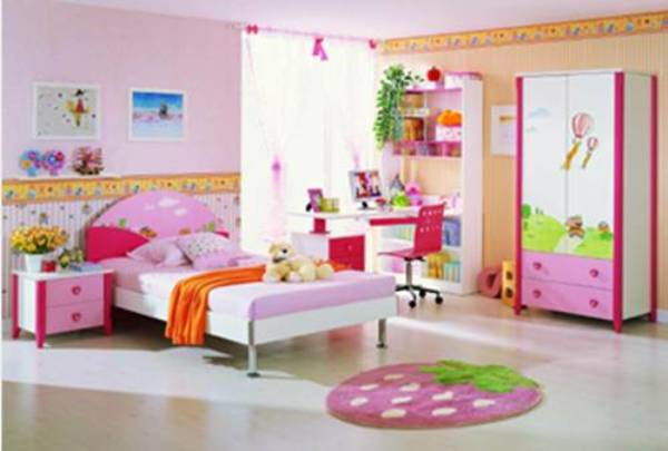 Kids Room Design – Fairytale Bedroom for Girls