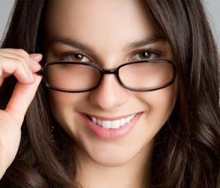 anteojos con aumento
