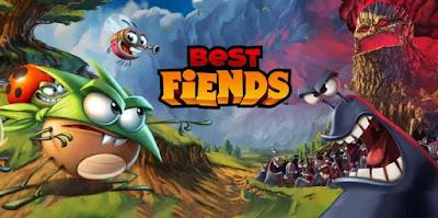 Download Game Best Fiends v2.5.0 APK + MOD