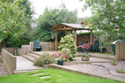 Small Garden Designs Pictures on Top Landscape  The Small Garden Design