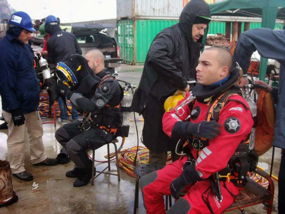 Commercial Diving Training
