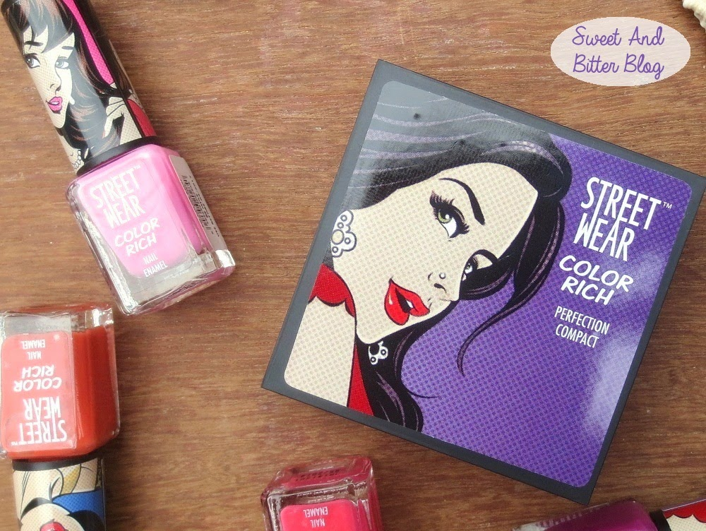 New Streetwear Color Rich Perfection Compact Review Cute Packaging