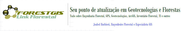 <b><u>LINK FLORESTAL - FOREST GIS </u><br></b>