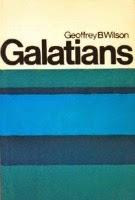 Geoffrey Wilson-Galatians