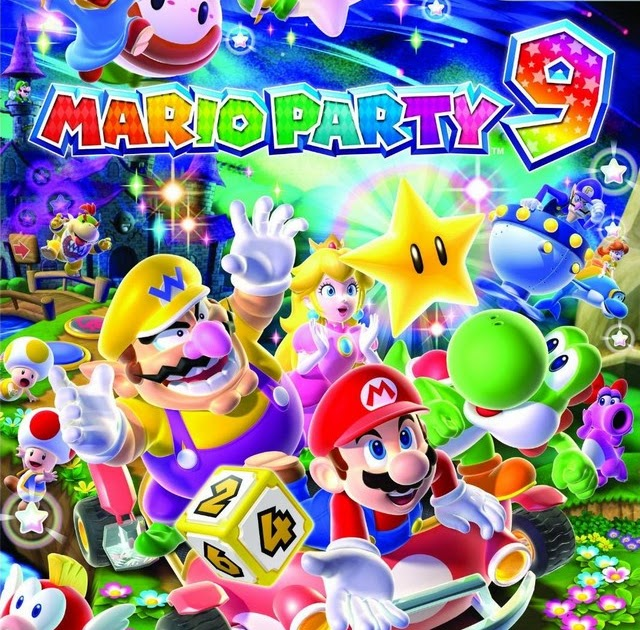 Go Vacation Wii U: Mario Party 9