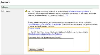 Cara Mencegah / Mengatasi Blog dari Blacklist Google akibat Terinfeksi Malware