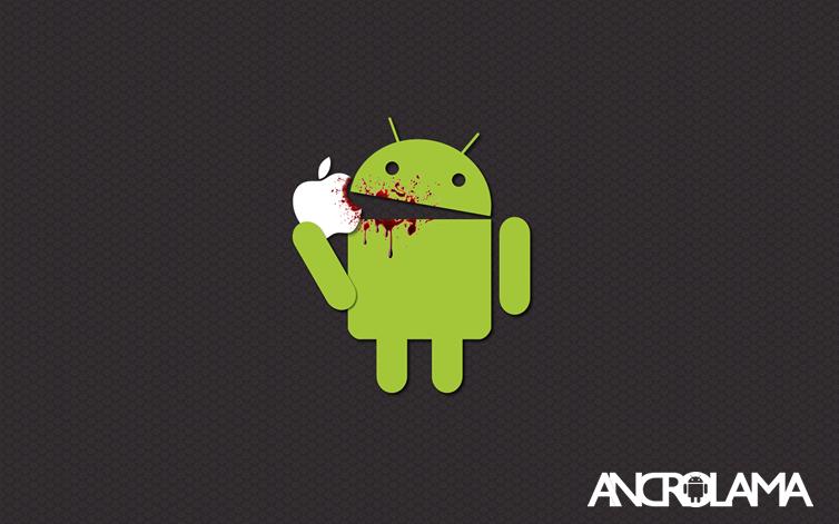 Android Hızla Yükselmeye Devam Ediyor