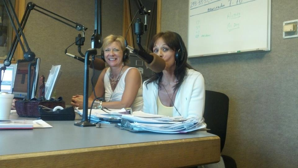 Christine Lakatos and Marita Noon: On the Air in 2012 discusing green corruption