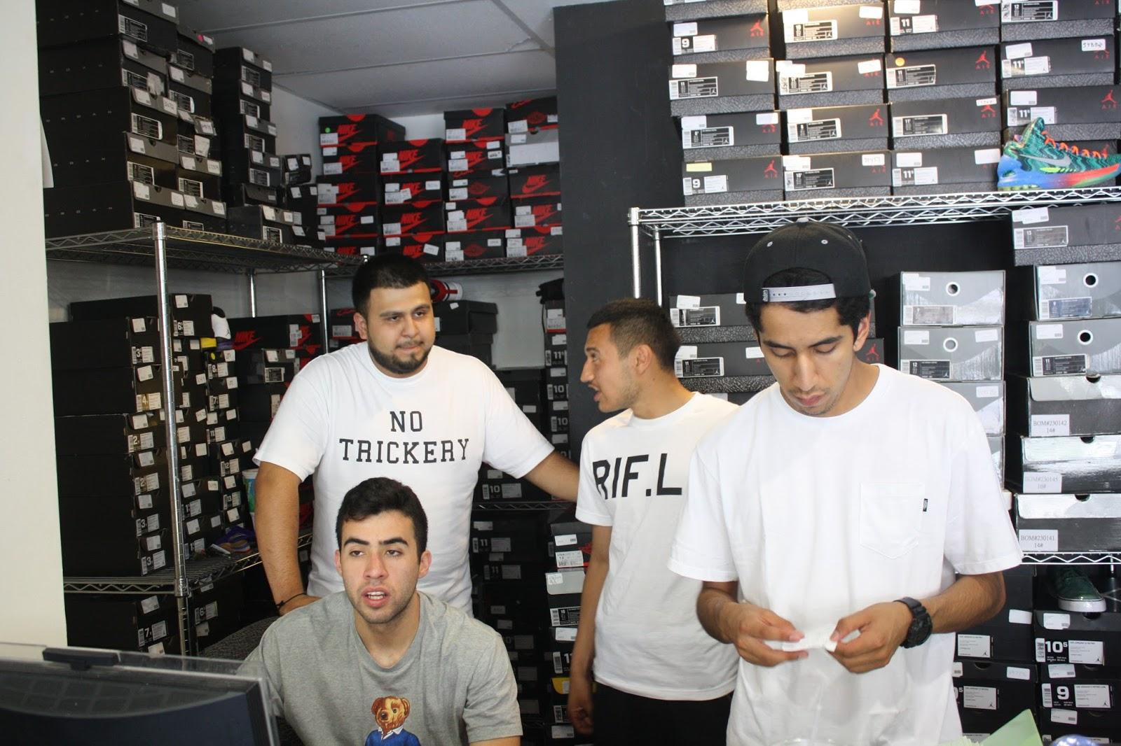 Rif Shoe Store Los Angeles