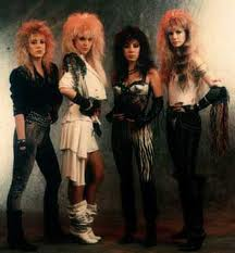 hot metal bands vixen 80s all girl metalrock band