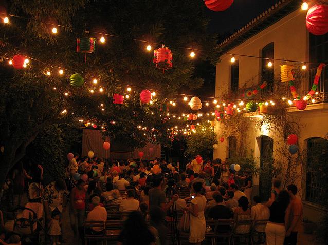 Lunes 16 de julio la verbena con t teres de la huerta de for Huerta de san vicente muebles