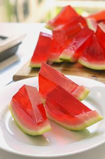 Watermelon Jelly (Thạch Dưa Hấu)