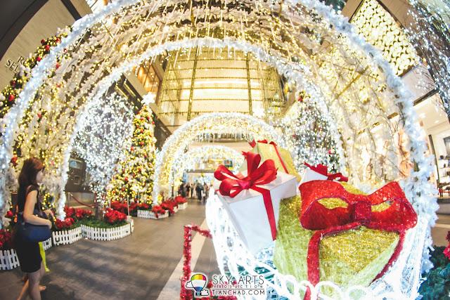 Early Christmas present for you!! - Pavilion KL