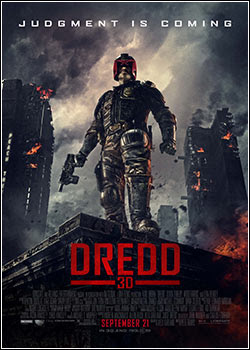 Download - Dredd HDRip - RMVB - Legendado