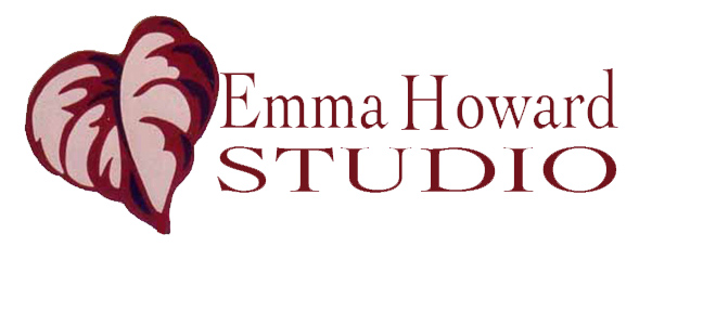 Emma Howard Studio3  Hand Rendered Textile/Surface Designs