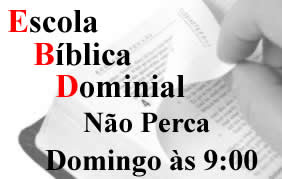 EBD na Igreja - INAD