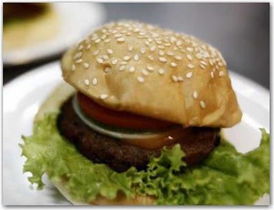 Geli - Burger Ular Di Indonesia