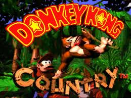 DK Country SNES