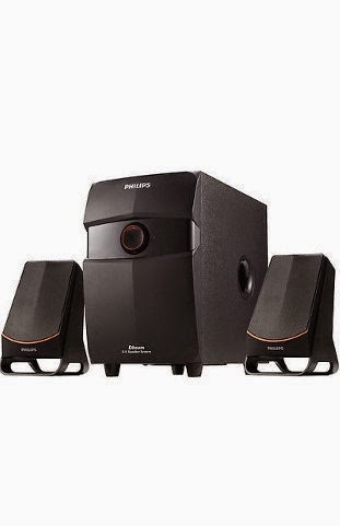 Buy Philips Speakers MMS2525/94 Rs. 1,299 only at Amazon.