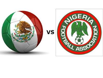 Programacion Mexico vs Nigeria sub 17 en vivo internet