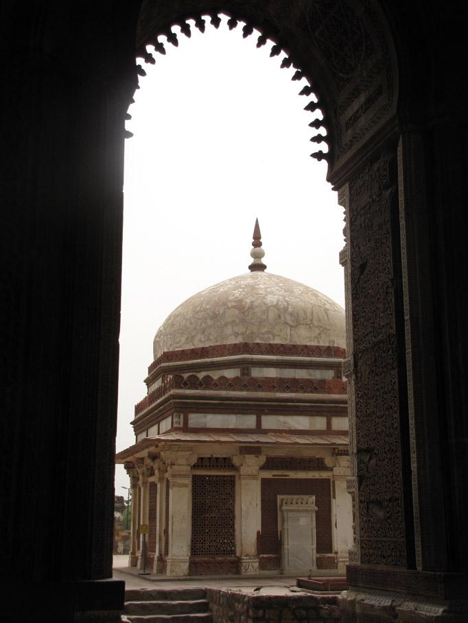 India Delhi complejo Qutb