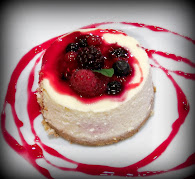 Raspberry Cheese Cake