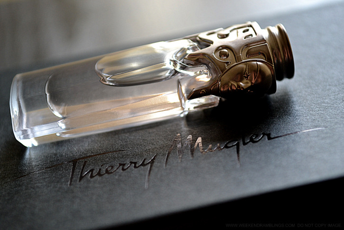 Thierry Mugler Womanity Eau de Parfum Perfume for Women Fall Fragrances Blog Review