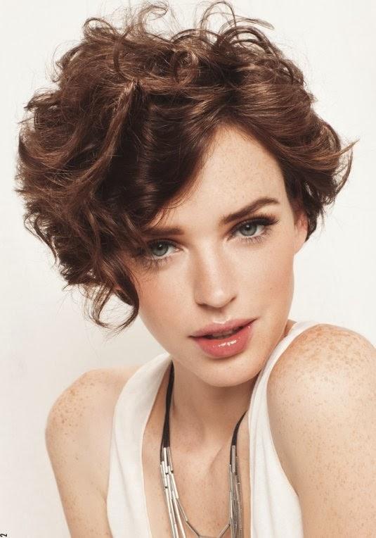 Peinados para cabello chino (3 opciones fáciles y rápidas  - Como Peinar El Cabello Corto