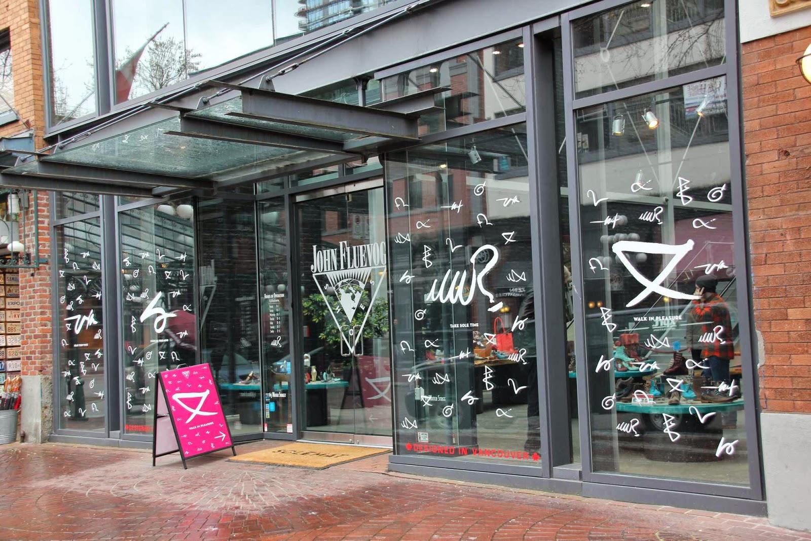 Oakridge Mall Shoe Stores