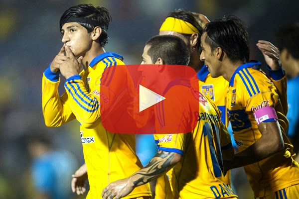 Tigres UANL vs Atlas En Vivo