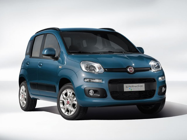 Fiat Panda Natural Power 2013