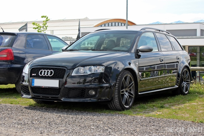 Tuning-Carspotting at TUNING WORLD Bodensee Part 1/2
