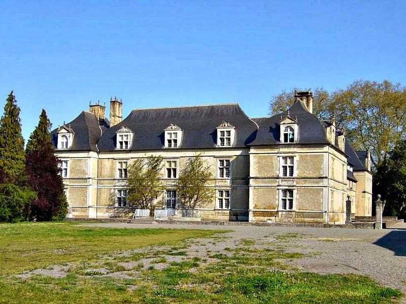audaux château de Gassion