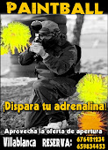 PAINTBALL VILLABLANCA