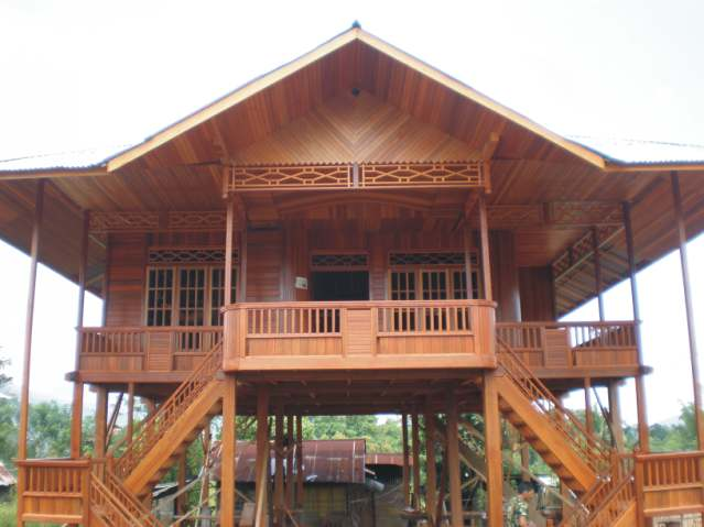 Design of wooden houses ~ Home Design Interior