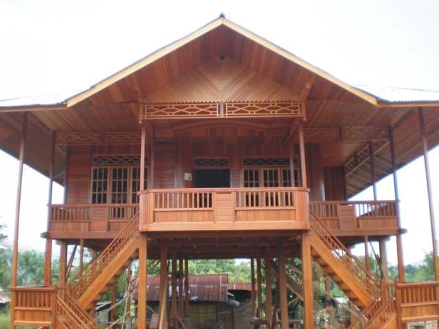 Design Of Wooden Houses Home Design Interior