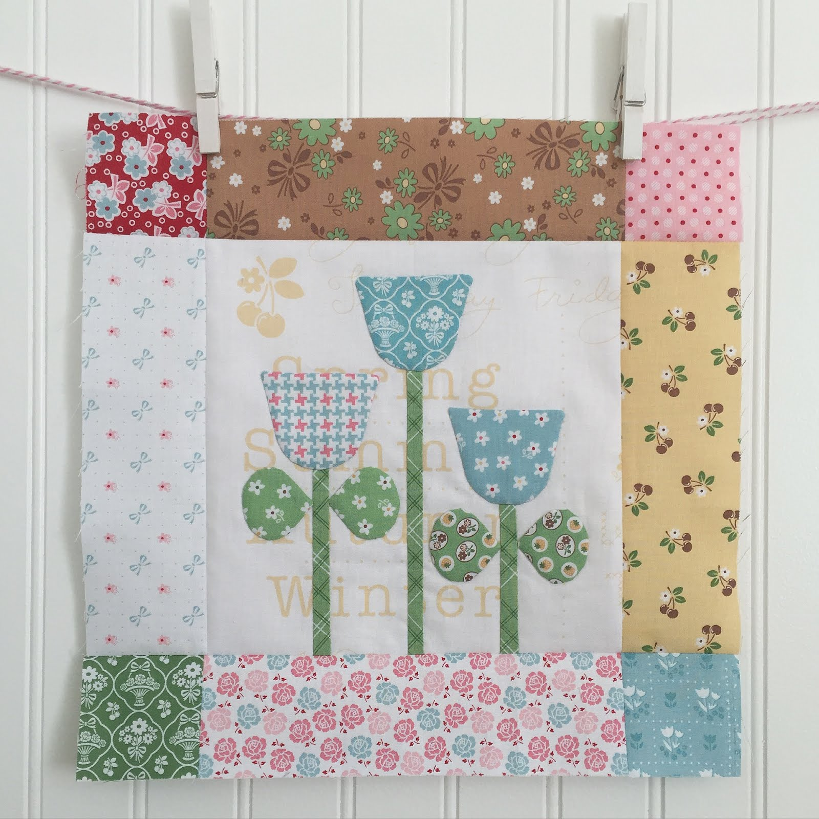 BLOOM Sew Along! 12