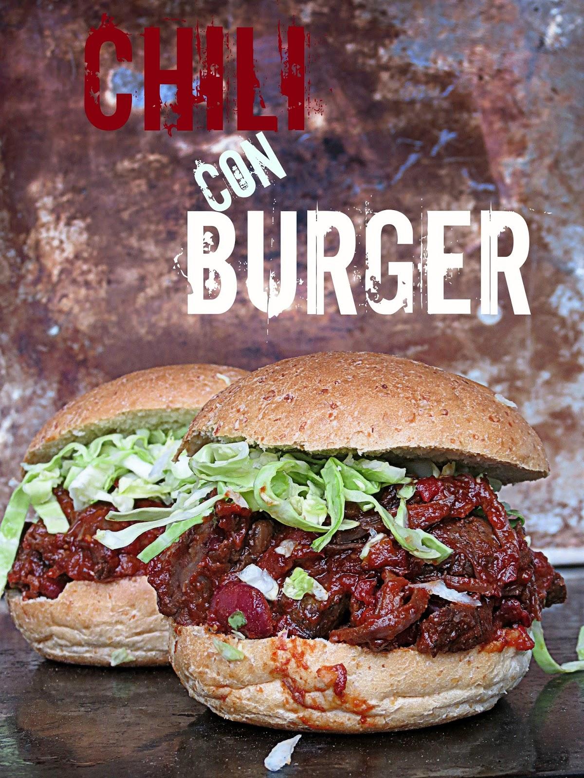 Chili con Burger & Arvonta josta voit voittaa kassillisen BbQ-kamaa