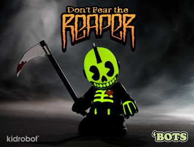 Fear the Reaper Mini Bot by Kidrobot