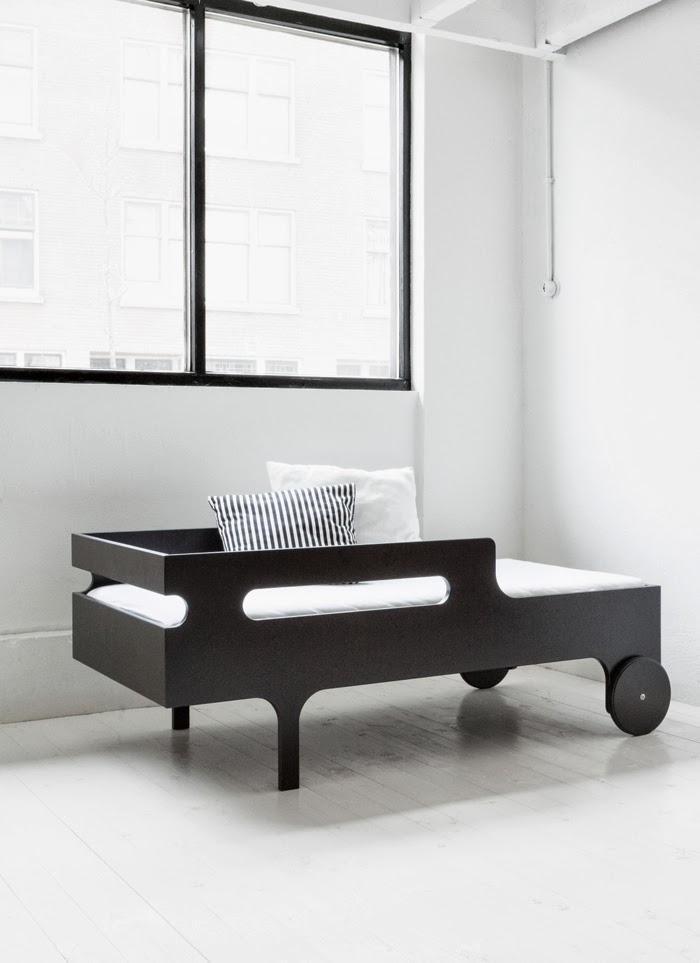 toddler bed from Rafa-kids darkchocolat