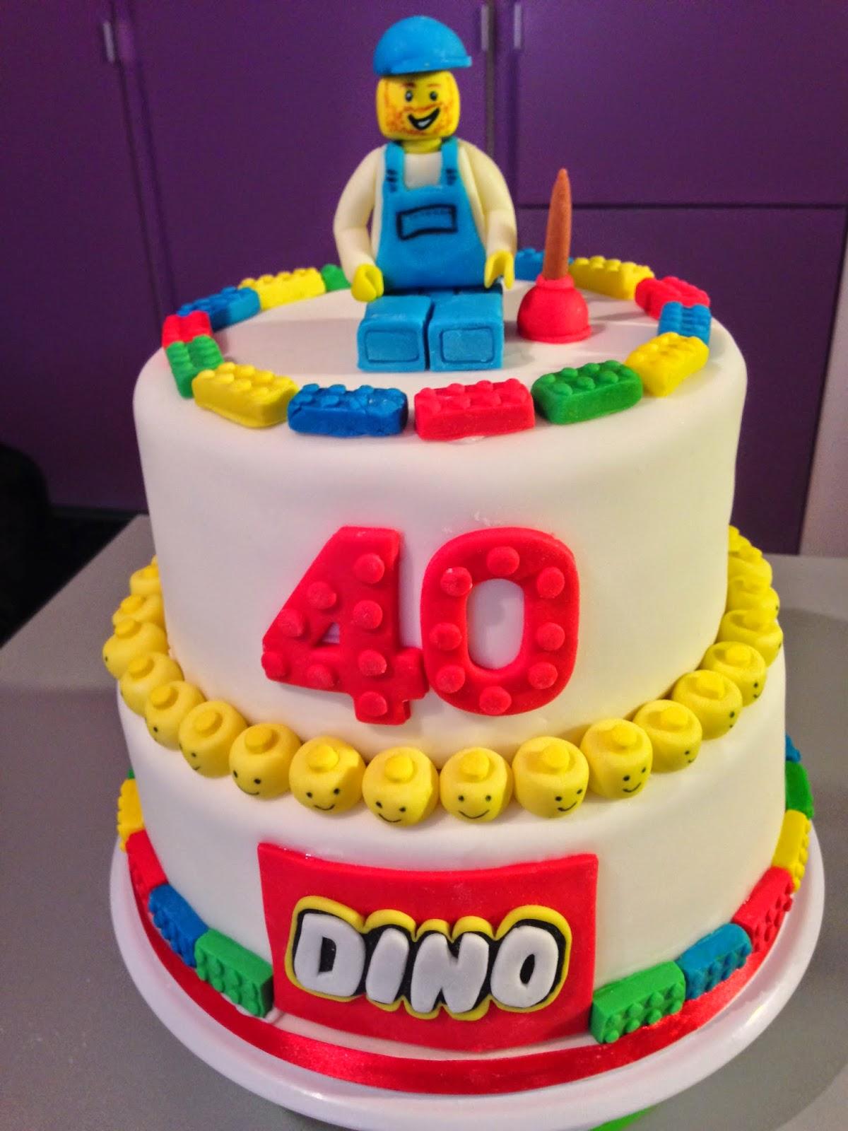 Le Torte Di Marion Torta Lego