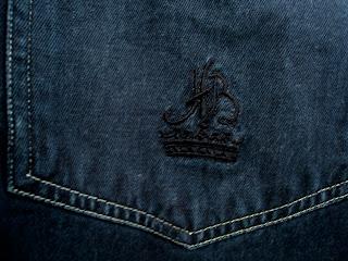 vintage mens denim shirt by hugo boss, vintage hugo boss shirt, hugo boss long sleeve shirt, vintage denim for men, cutandchicvintage denim shirt collection on etsy