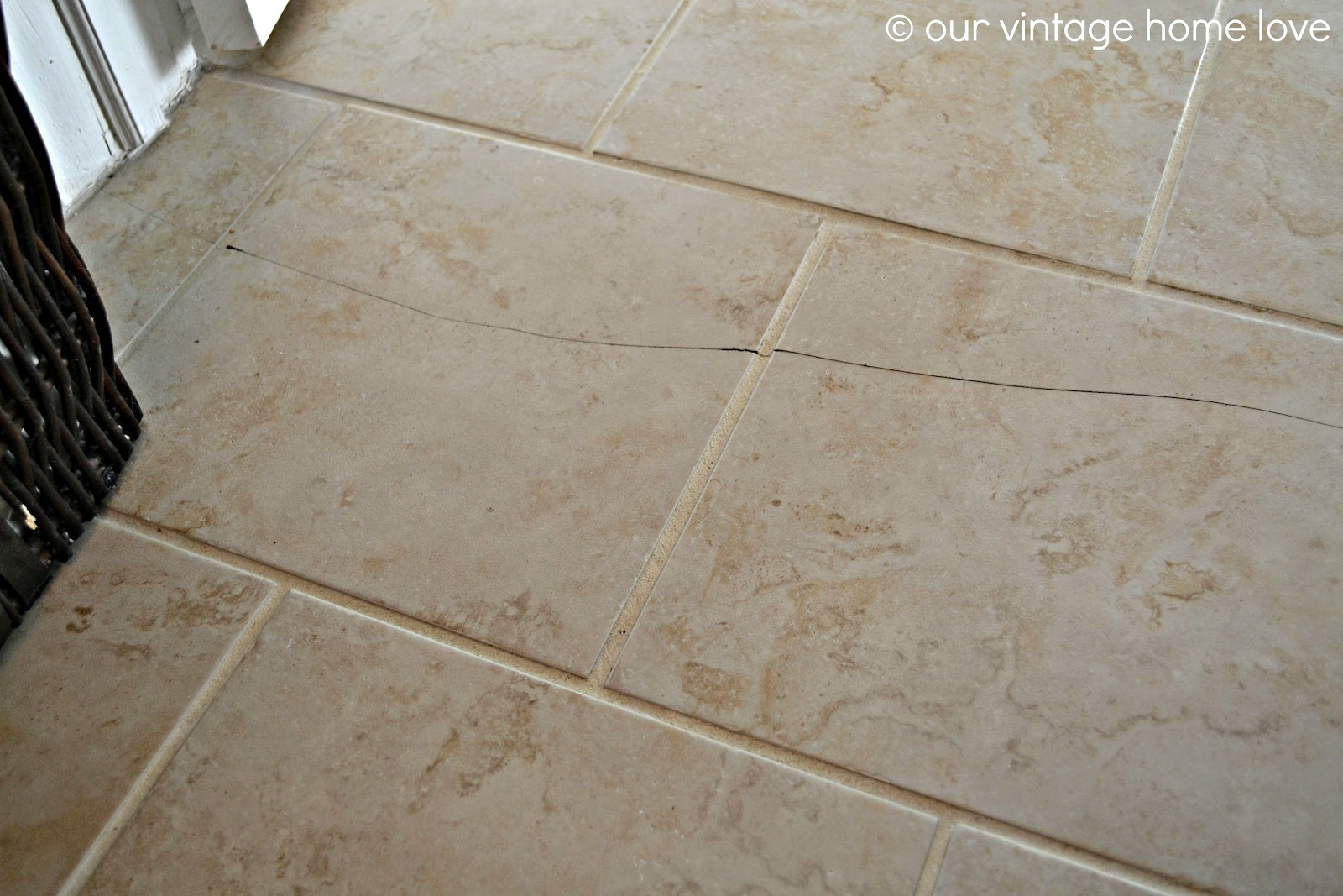 our vintage home love: kitchen floors